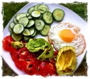 Recipe - Sunny eggs - body