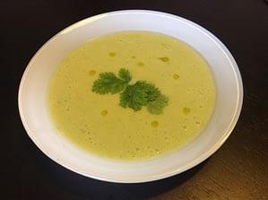 RECIPE - Potato Leek Soup