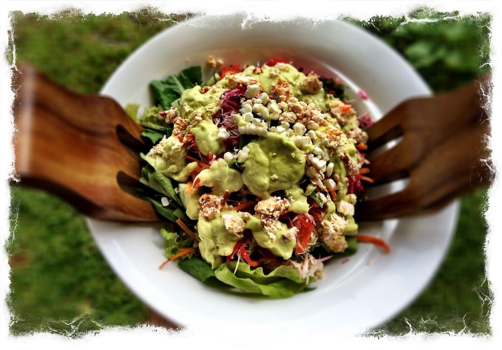 RECIPE - Corn salad - featured
