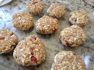 recipe - gluten free cookie body 1