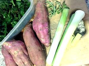 Recipe - Sweet Potato Hash 1